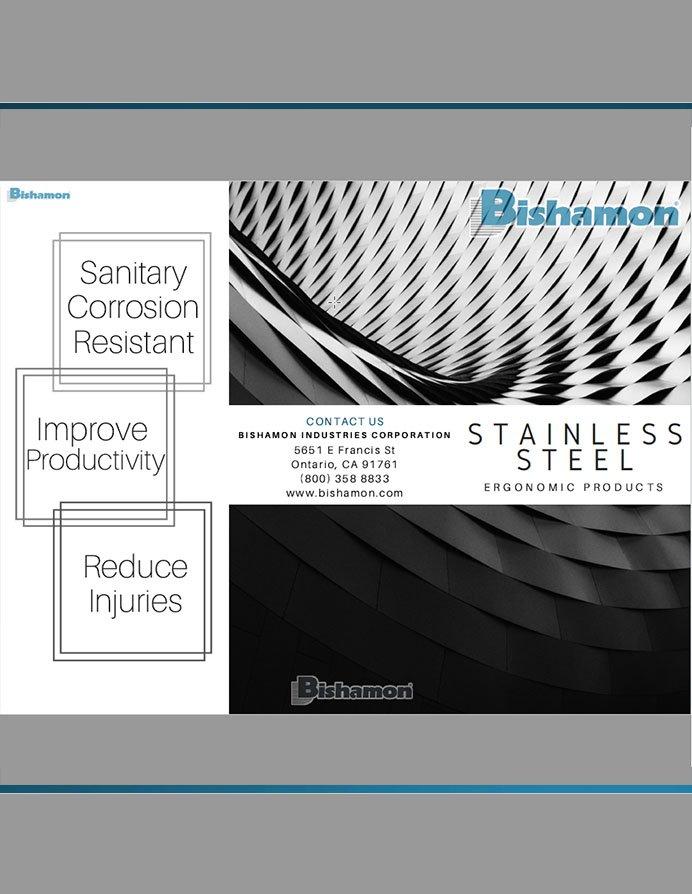 Bishamon Stainless Steel Ergonomic Products