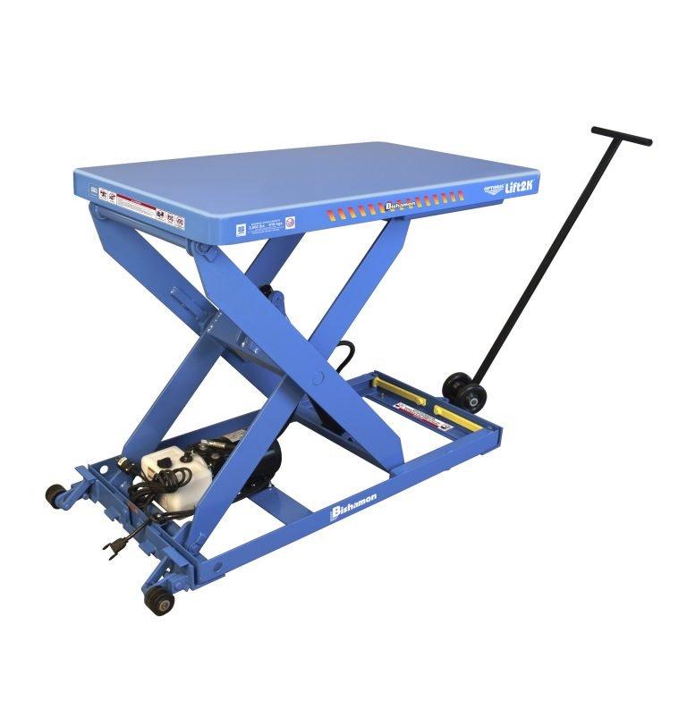 EZ-SLP Cart Portability