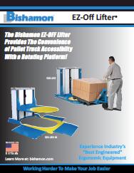 Lift Table Pallet Positioner EZ OFF Literature